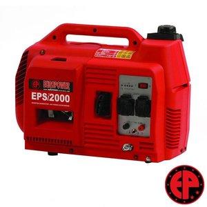 Europower EPSi2000 geluidsgedempte aggregaat / generator 1,7 kVA benzine