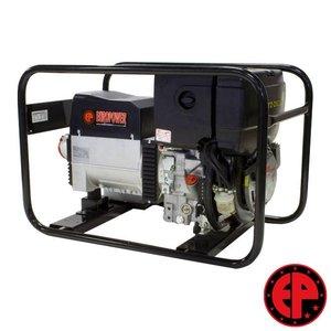 Europower EP7000TDE aggregaat / generator 7,0 kVA diesel elektrische start