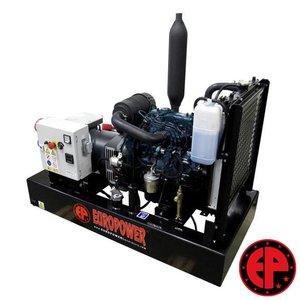 Europower EP83TDE aggregaat / generator 8,0 kVA diesel