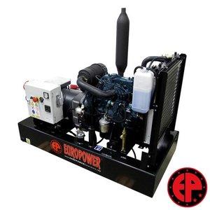 Europower EP113TDE aggregaat / generator 11,0 kVA diesel