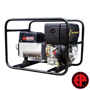 Europower EP200DX2E lasaggregaat / generator 4,0 kVA diesel elektrische start