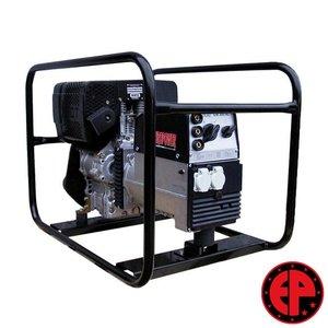 Europower EP200DX1E lasaggregaat / generator 6,0 kVA diesel elektrische start