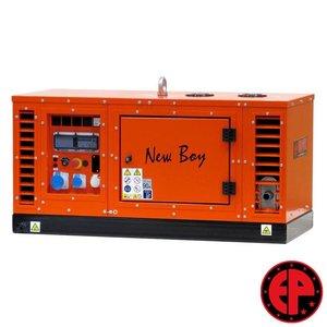 Europower EPS103DE geluidsgedempte aggregaat / generator 10,0 kVA diesel