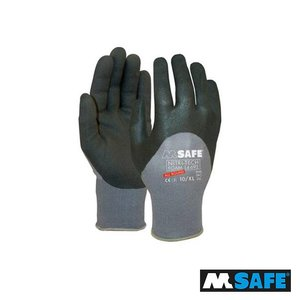 M-Safe Nitri-Tech Foam handschoen 14-690, 7/S