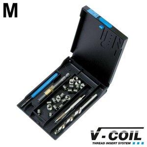 V-coil Machine draadreparatieset M 3 x 0.5