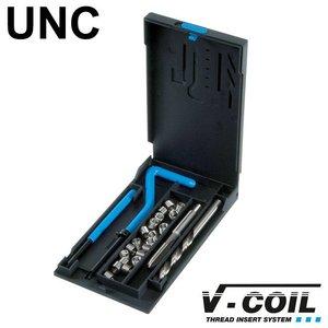 V-coil Draadreparatieset UNC No. 4 x 40
