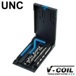 V-coil Draadreparatieset UNC No. 8 x 32