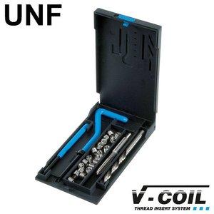 V-coil Draadreparatieset UNF 1/4 x 28