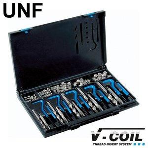 V-coil Draadreparatieset UNF 1/4 - 1/2''