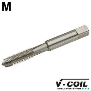 V-coil STI-machinetap, HSS-E, vorm B, M 7 x 1.0