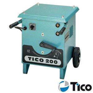Tico Electrode lasapparaat Profi 200A