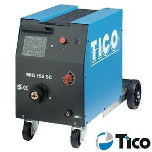 Tico MIG/MAG lasapparaat MIG 155 SC