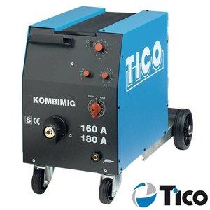 Tico MIG/MAG lasapparaat KombiMIG 160/180 A