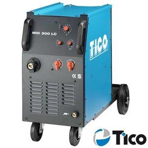Tico MIG/MAG lasapparaat MIG 300 LC 4-rollen aandrijving