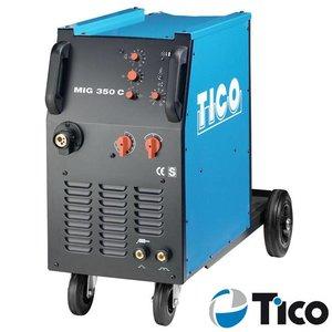 Tico MIG/MAG lasapparaat MIG 350 C luchtgekoeld