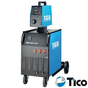 Tico MIG/MAG lasapparaat MIG 450 C watergekoeld