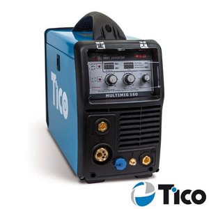 Tico MIG/MAG inverter MULTIMIG 160i