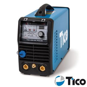 Tico TIG 200 DC puls inverter
