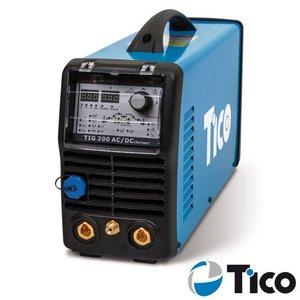 Tico TIG 200 AC/DC puls inverter