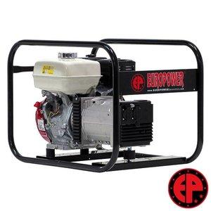 Europower EP4100 aggregaat / generator 4,0 kVA benzine