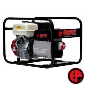 Europower EP6500T aggregaat / generator 7,0 kVA benzine