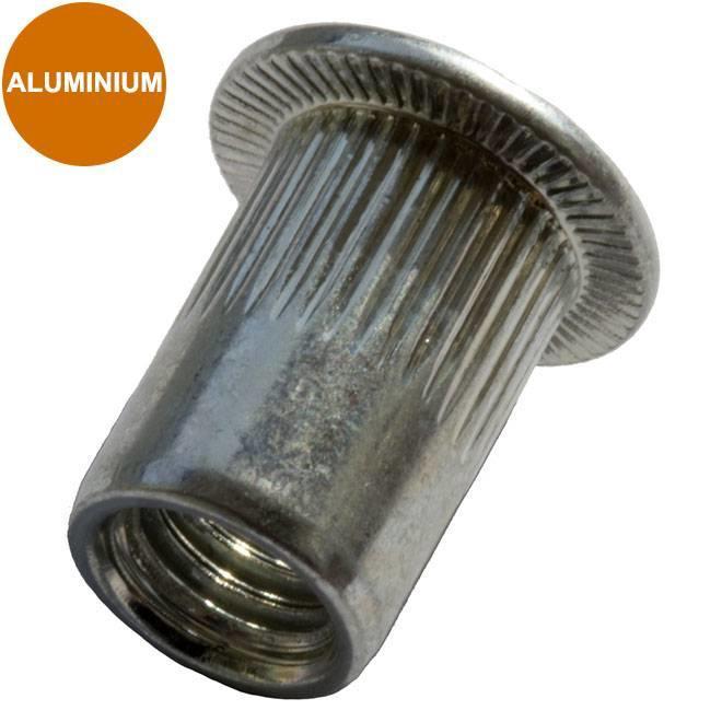 Cilindrisch - aluminium