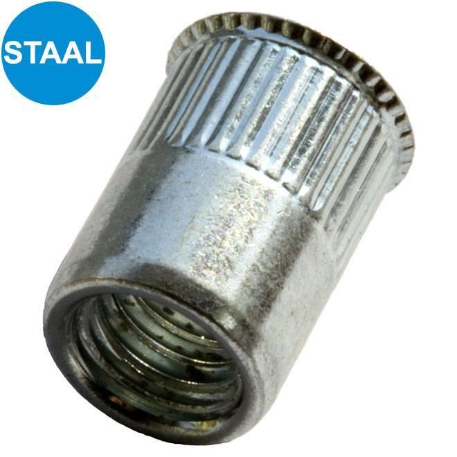 Gereduceerd verzonken - staal