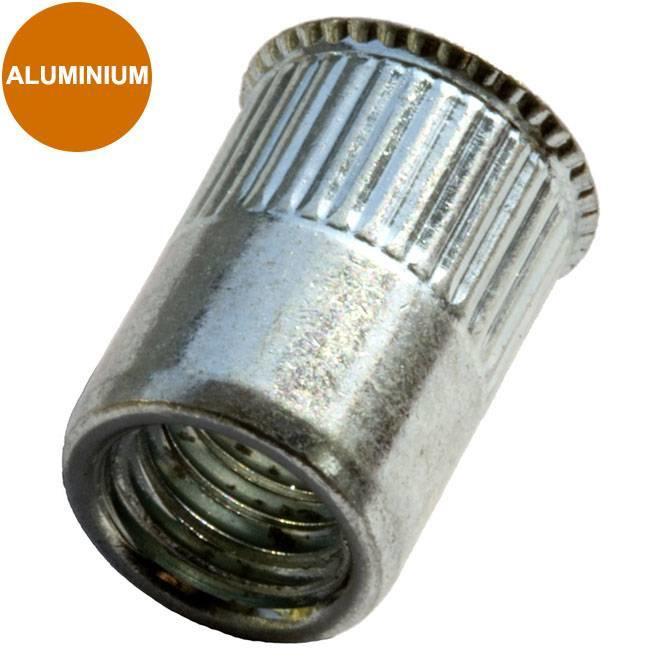 Gereduceerd verzonken - aluminium