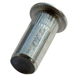West Coast Tools Blindklinkmoeren gesloten met cilindrische kop - M8 - klembereik: 0.5-3.0mm - RVS A2 - 250 stuks