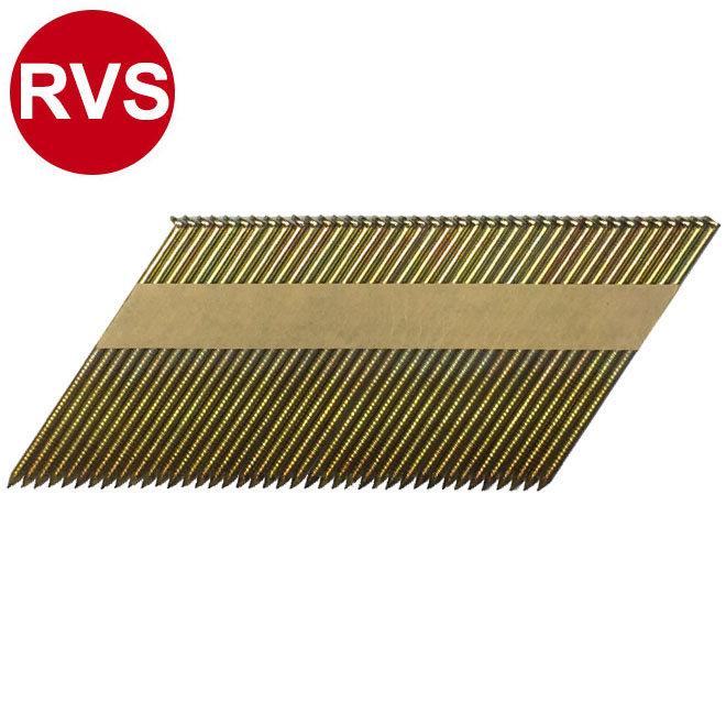 RVS D-kop nagels