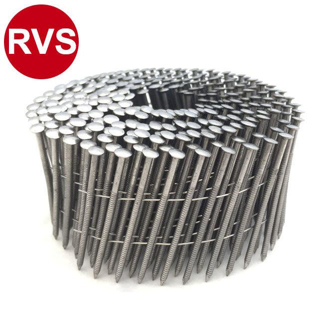 RVS coilnagels