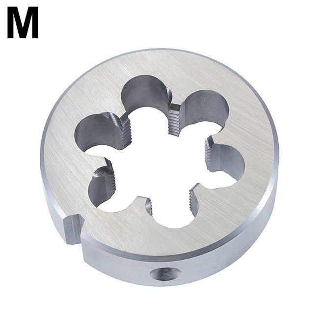 Metrisch - DIN 223 - HSS - Voor messing & brons