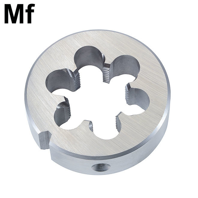 Metrisch fijn - DIN 223 - HSS - Voor messing & brons