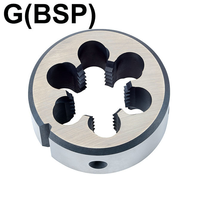 G (BSP) - DIN5158 - HSS-E - Gevaporiseerd