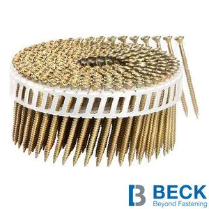 Beck Scrail coilnagels 2,8/3,2x75mm - verzinkt - 2.000st