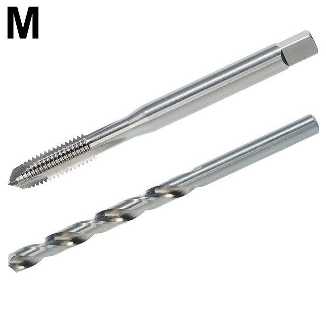 Metrisch - TwinBox - DIN 371/376 - HSS-E - vorm B