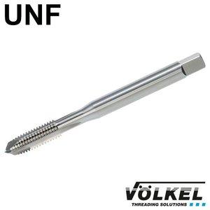 Völkel Machinetap, DIN 371, HSS-E, vorm B, linkse draad UNF 1/4 x 28