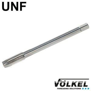 Völkel Machinetap, DIN 376, HSS-E, vorm B, linkse draad UNF 1/2 x 20
