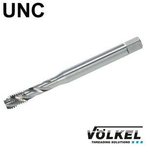 Völkel Machinetap, DIN 371, HSS-E, vorm C / 35° SP met spiraal, linkse draad UNC 5/16 x 18