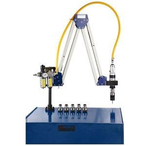 VERTEX Pneumatische taparm M8-M16 - werkbereik 1600mm
