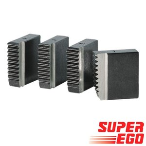 Super-Ego Snijplatenset NPT 1.1/4''