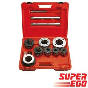 Super-Ego Draadsnijset Professional 600 BSPT 3/8'' - 1/2'' - 3/4'' - 1'' - 1.1/4'' - 1.1/2'' - 2''