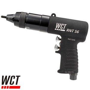 WCT Pneumatische blindklinkmoertang M5, M6 (RNT 56)