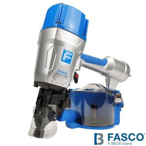 Fasco F60 CN15W-PS90 SCR Scrail Coil nailer - Scrail lengte 45-90mm, dikte 2.8 - 3.8mm