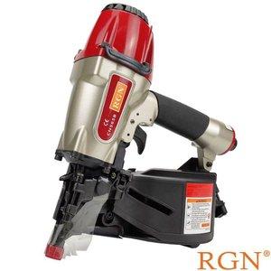 RGN CN565B Construction coil nailer 15° - spijker lengte 32-65mm, dikte 2.1-2.5mm