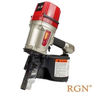 RGN CN100EPAL Heavy Duty coil nailer 15° - spijker lengte 70-90mm, dikte 3.5mm