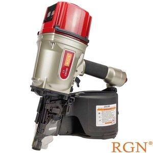 RGN CN100 Heavy Duty coil nailer 15° - spijker lengte 65-100mm, dikte 2.5-3.3mm