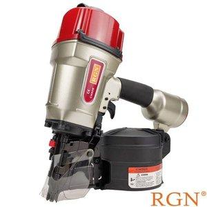 RGN CN90B Heavy Duty coil nailer 15° - spijker lengte 50-90mm, dikte 2.5-3.8mm