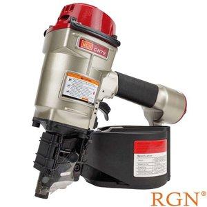 RGN CN70 Heavy Duty coil nailer 15° - spijker lengte 45-70mm, dikte 2.3-2.9mm