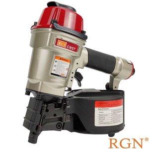 RGN CN57 Heavy Duty coil nailer 15° - spijker lengte 25-57mm, dikte 2.1-2.3mm